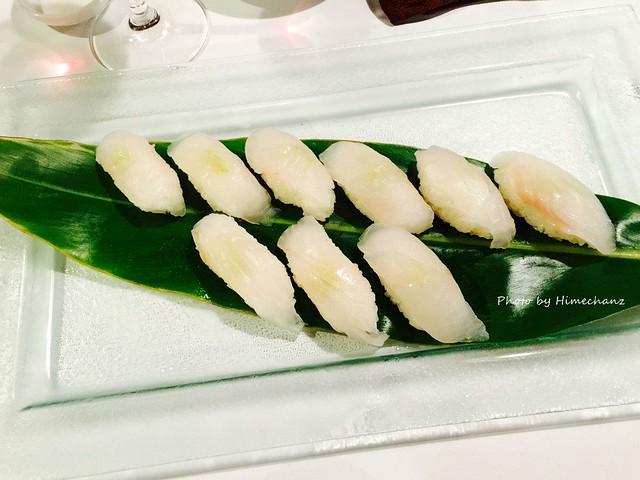 創作フレンチのお店なのに、お寿司まで作ってくれました♪ めちゃくちゃ美味しかったです!!!