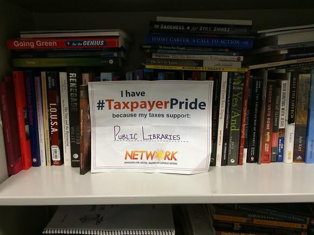 #TaxpayerPride Day 2016