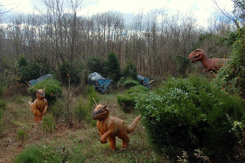 Dinosaur World, Cave City, KY