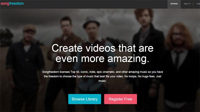 songfreedom - Música para tus videos