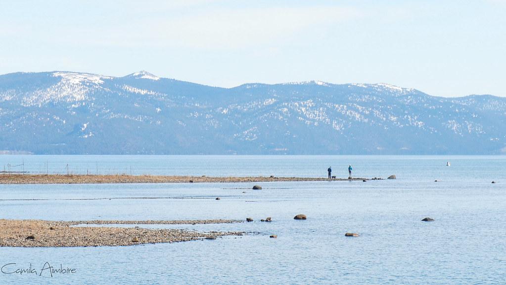 Fishing vs. Drought