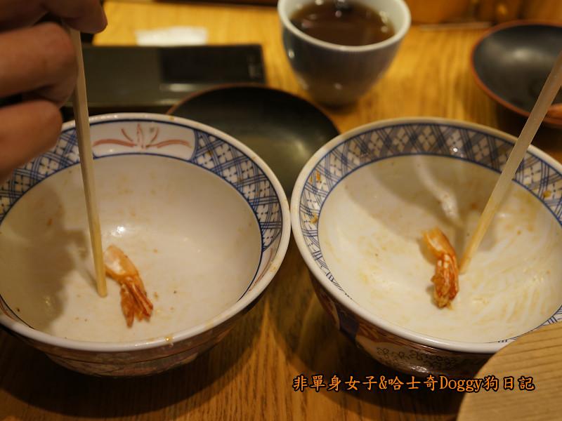 日本橋天丼金子半之助炸蝦飯33