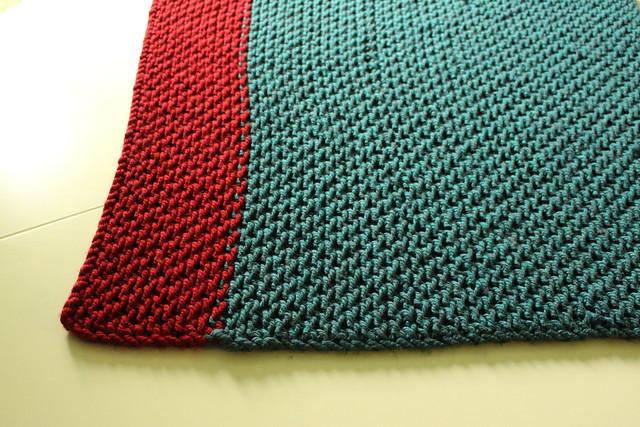 Baby boy Arnold's blanket