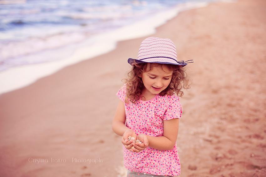 La buscadora de conchas