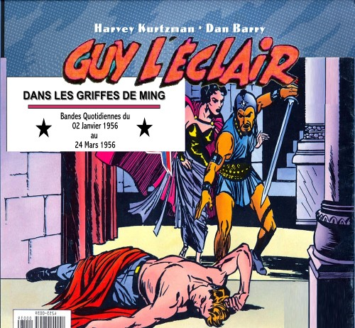 Guy L'eclair - 54 tomes