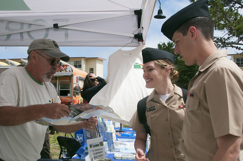 Earth Day 2016 at Presidio of Monterey