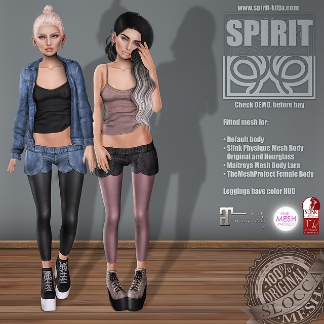 SPIRIT - Neal outfit