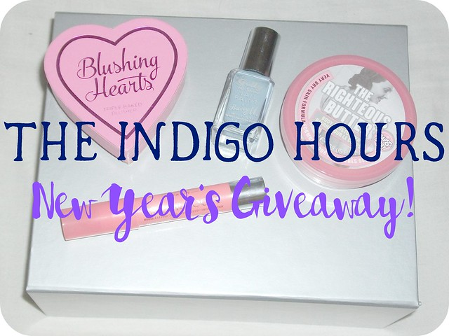 The Indigo Hours New Year's Giveaway
