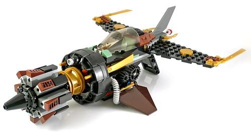 LEGO Ninjago 70747 Boulder Blaster 11