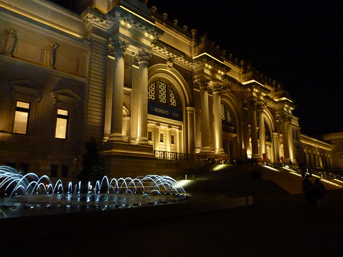201512019 New York City Upper East Side Met Museum