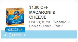 Kraft Macaroni and Cheese at Target