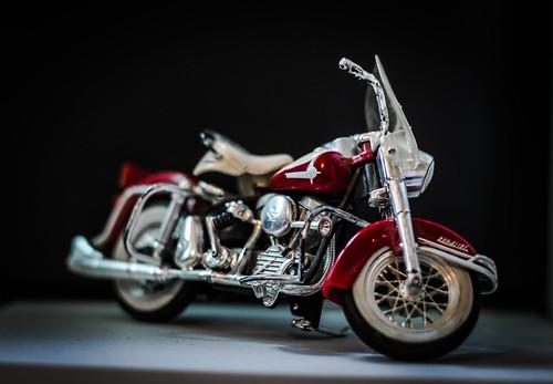 Harley Davidson - duo glide