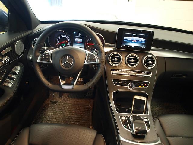 2015 Mercedes-Benz C 300 4Matic