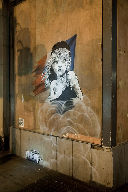 Banksy -Les Miserables