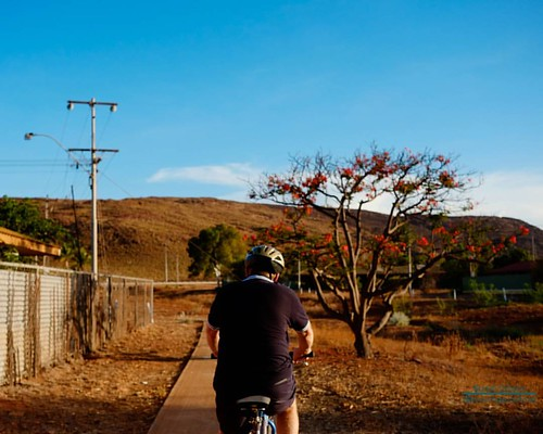 One of the top ten things about Karratha has to be the bike paths around town. Except you need to wait until it gets a bit cooler before venturing outside. . . Made with my #fujixe1, #SOOC except for the crop. . #Karratha #Pilbara #westernaustralia #austr