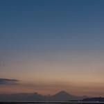 Gunung Rinjani desde las Gili