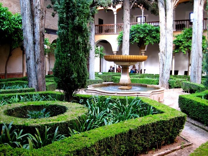 5 jardines y parques para pasear relajadamente mil viatges for Jardines barrocos