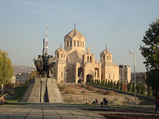 Largest church in Yerevan