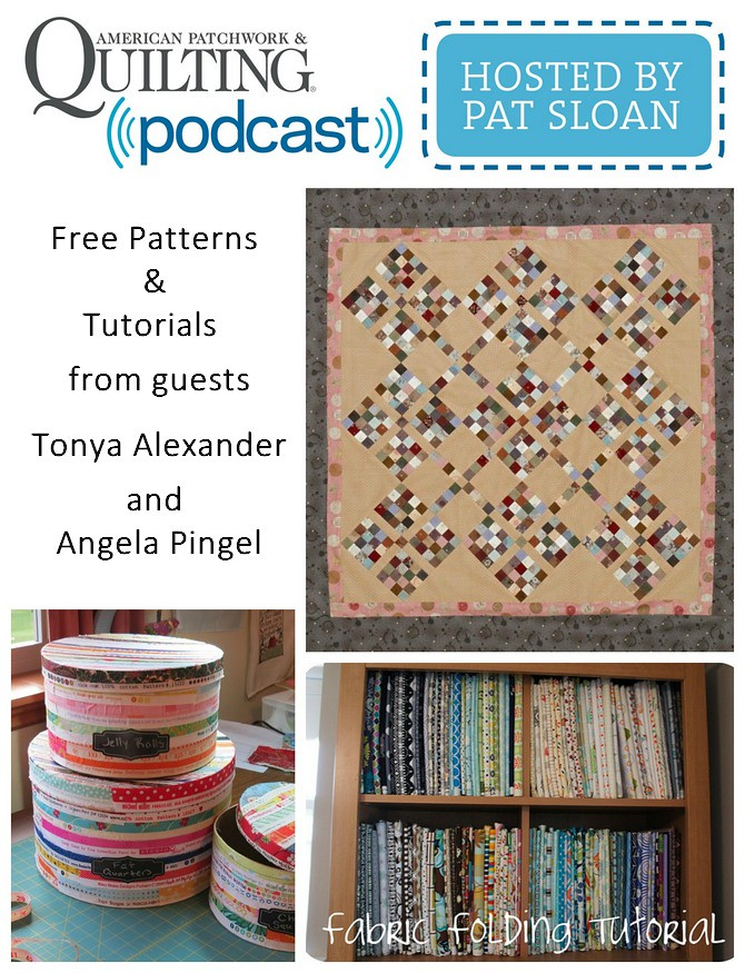 1 pat sloan Jan 11 2016 free patterns