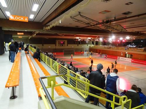 Sporthalle Neuköllnerstraße/ Aachen Nord (Sparkassen Cup Aachen)