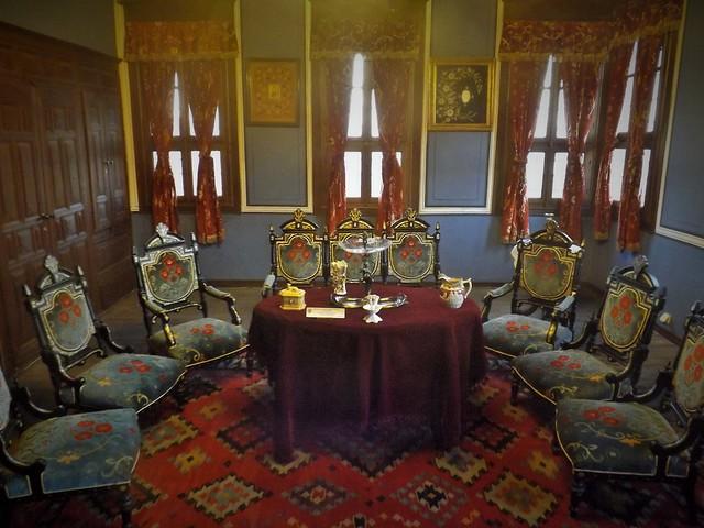 Kuyumdzhioglu House (sitting room).