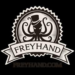 Logo Freyhand