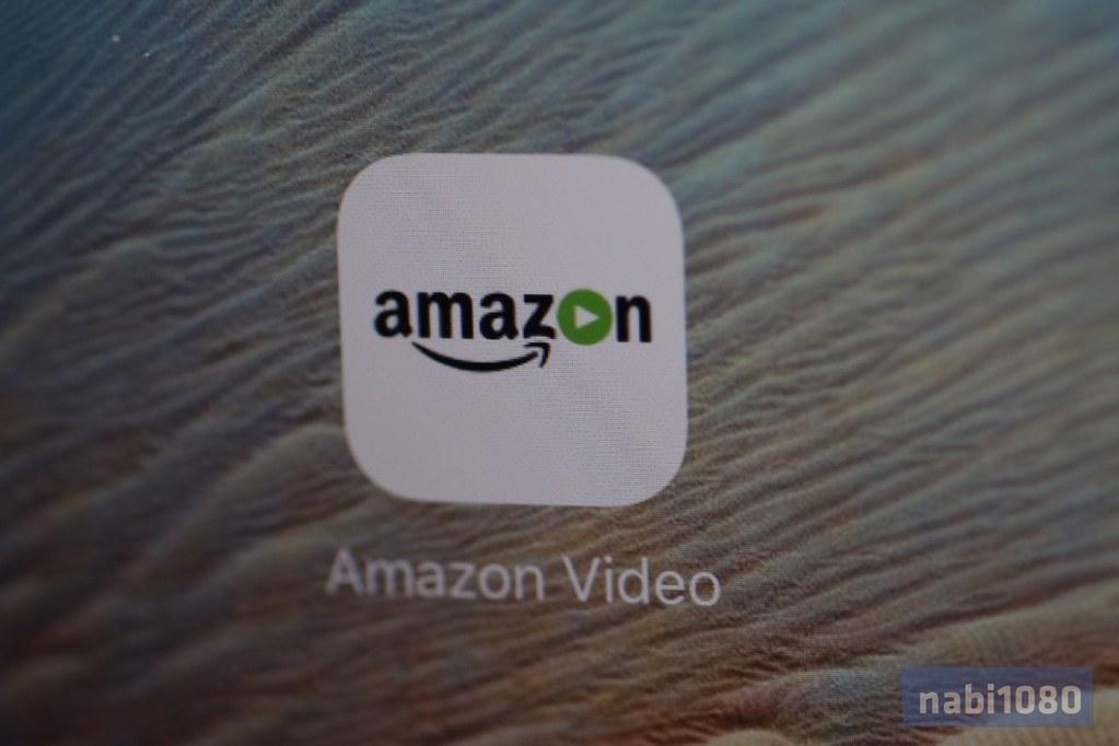 iPad Pro+Amazonビデオ01