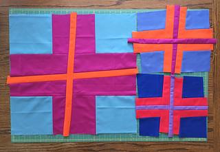 Double Cross Blocks