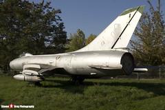 01 - 5301 - Polish Air Force - Sukhoi SU-7 BM - Polish Aviation Musuem - Krakow, Poland - 151010 - Steven Gray - IMG_0413