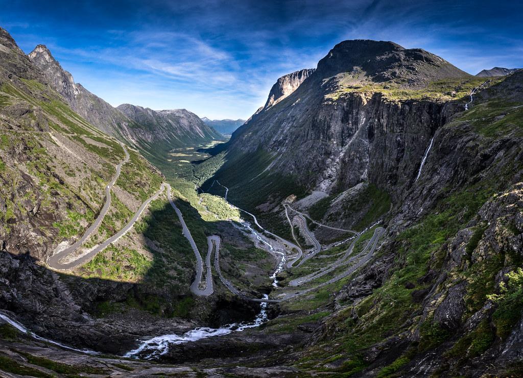 Trollstigen, Rauma, Norway picture