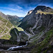Trollstigen - Rauma, Norway - Landscape photography by Giuseppe Milo (www.pixael.com)