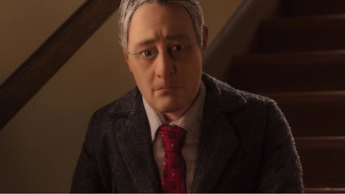 Anomalisa - screenshot 2