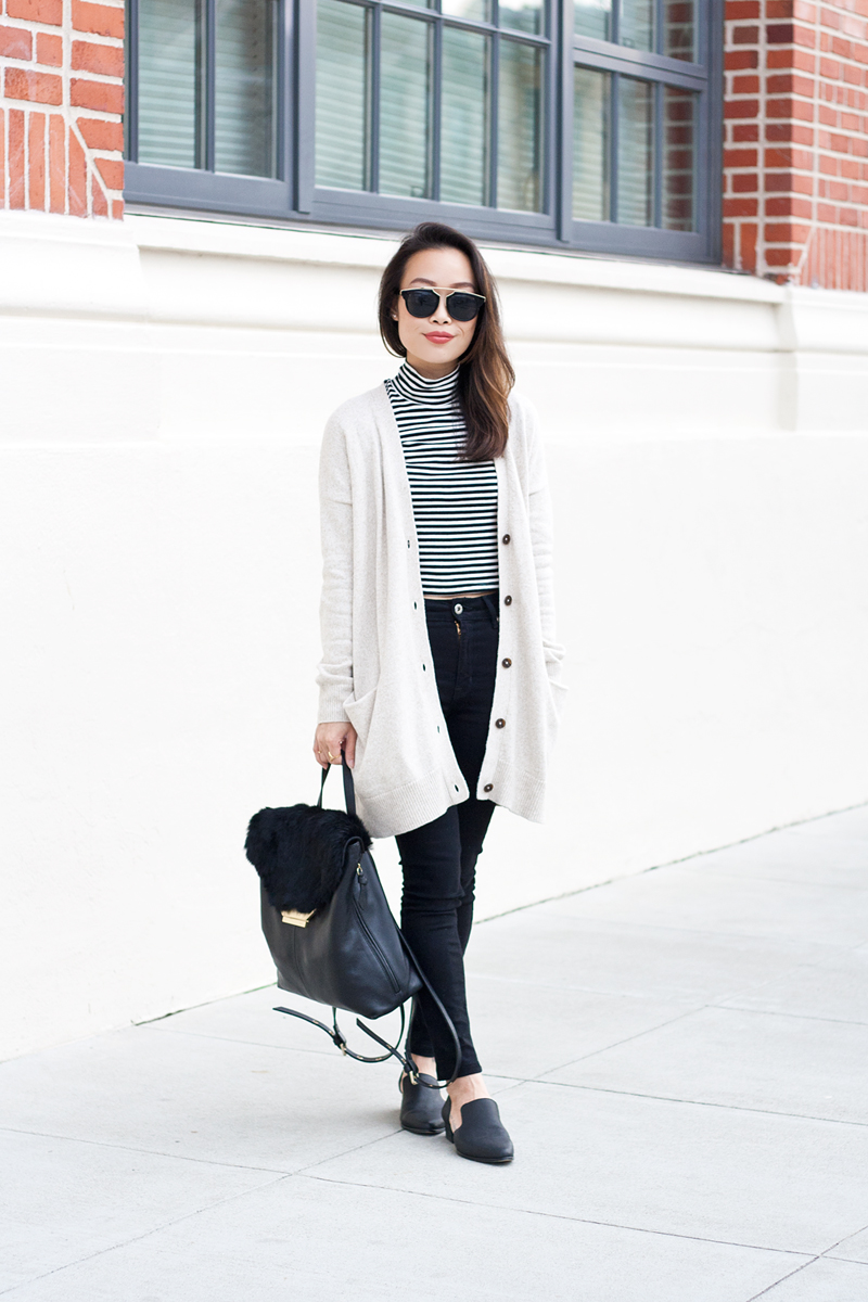 04-fur-backpack-black-white-stripes-cardi-denim-sf-style-fashion