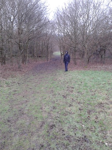 Hiking in the Totteridge Valley