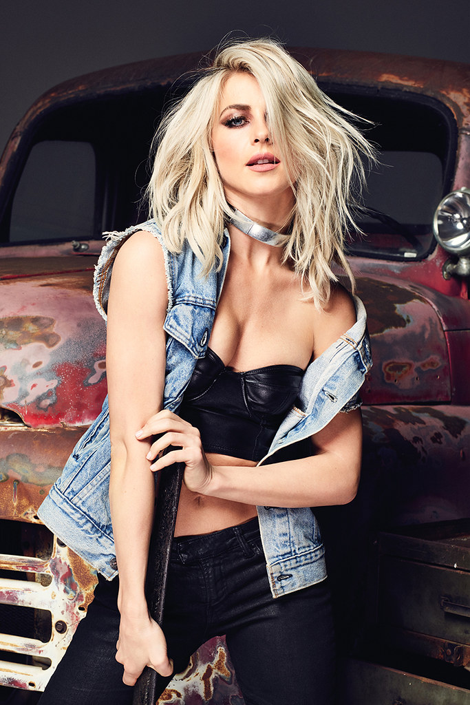 Джулианна Хаф — Фотосессия для «Billboard» 2016 – 1