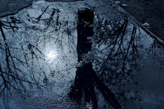 Muddled Reflections