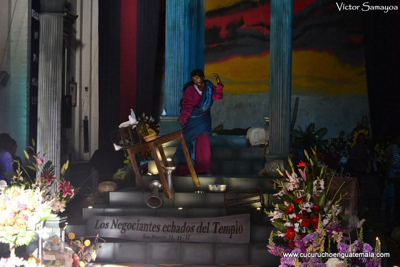 Velación Jesús Nazareno de Jocotenango 2016
