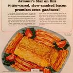 Mon, 2016-02-08 17:49 - Armour's Star Bacon ad 'Woman's Home Companion' December 1944
