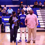 AHS Basketball Senior Night 2-5-16
