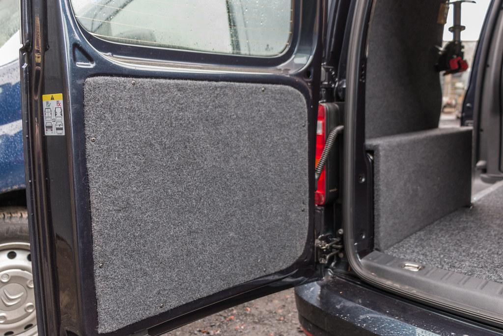 270231766c VW Transporter T5 - Carpet Lining   LED Lights-2. by Van Line NI · VW Caddy  - Carpet Lining   Sound Proofing
