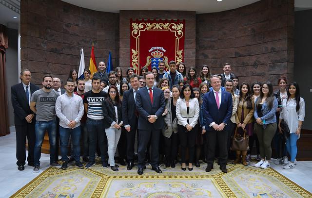Conferencia del magistrado y vocal del CGPJ Gerardo Martínez Tristán (4/3/2016)