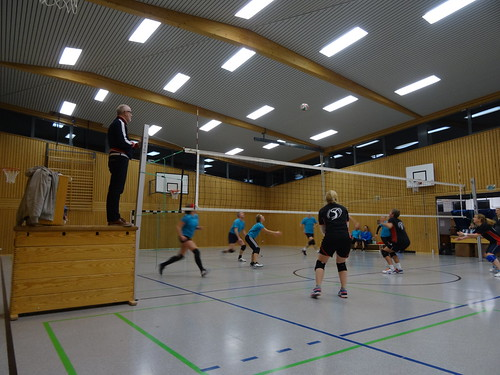 Mixed Verbandsliga: Ski-Zunft Bonn 3:1 Chlodwig Zülpich (Michaelschule, Wegelerstr.)