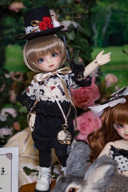 D's☆COOPワンオフ 幼SD ホワイトラビット(Luluco)