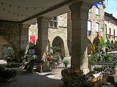 Villeneuve d'Aveyron (12) - Photo of Savignac