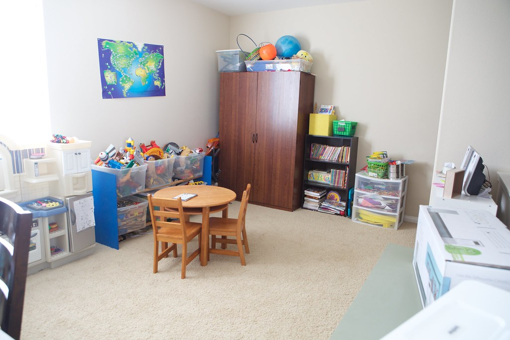 Play Room in Craft Room