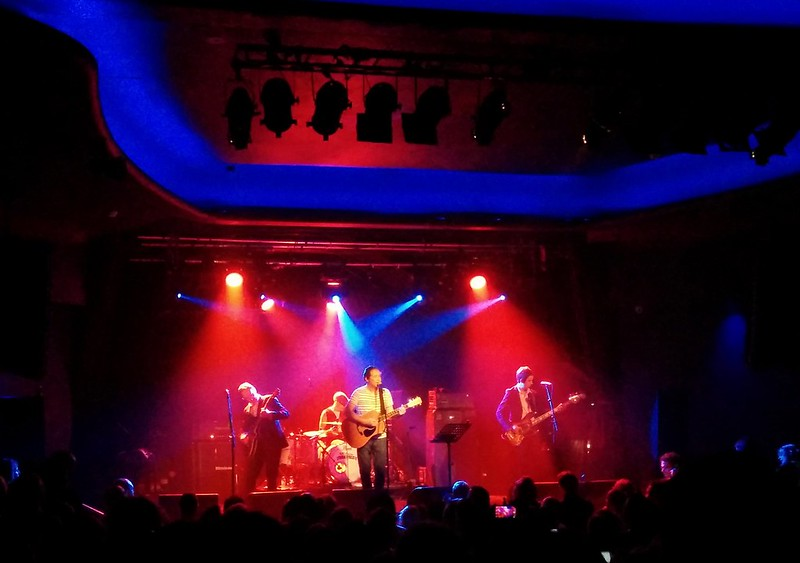 Ocean Colour Scene playing in Melbourne, 23/2/2016