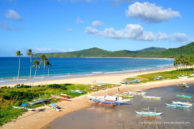 Nacpan - Calitang Beach El Nido