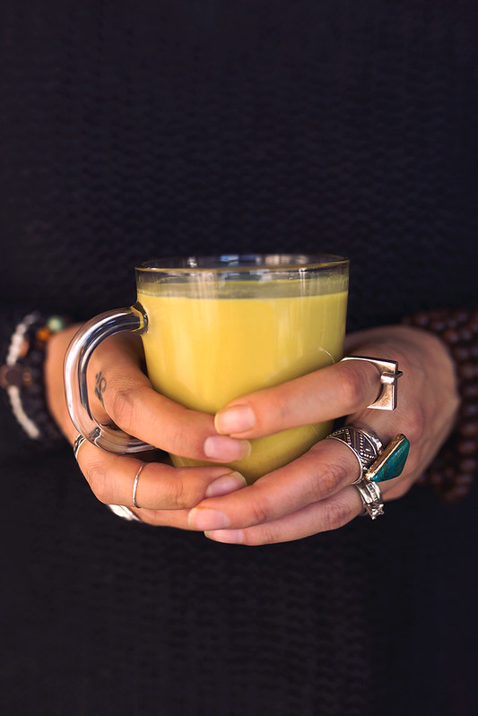 Anti-inflammatory Turmeric Golden Milk
