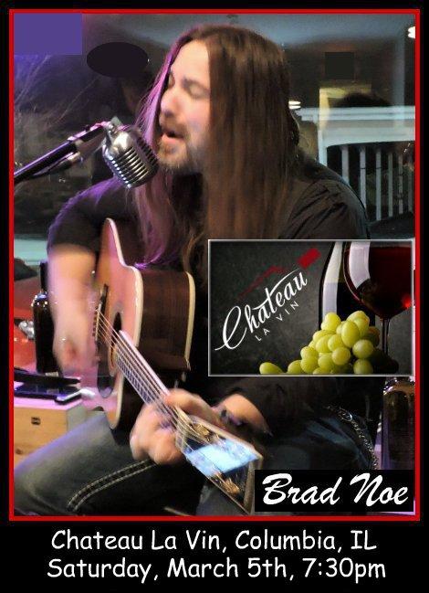 Brad Noe 3-5-16