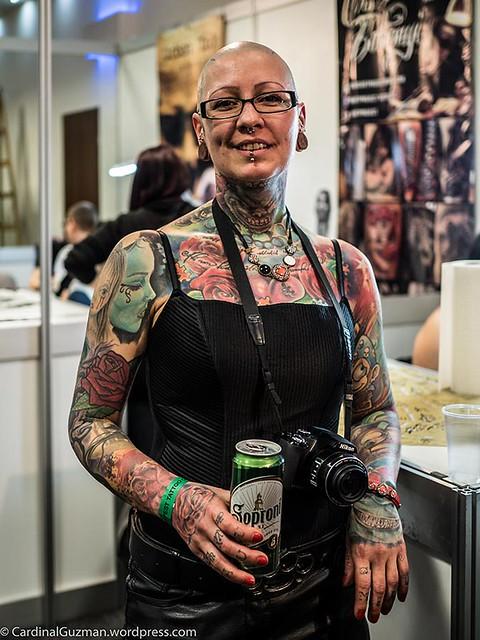 heavily tattooed women 6